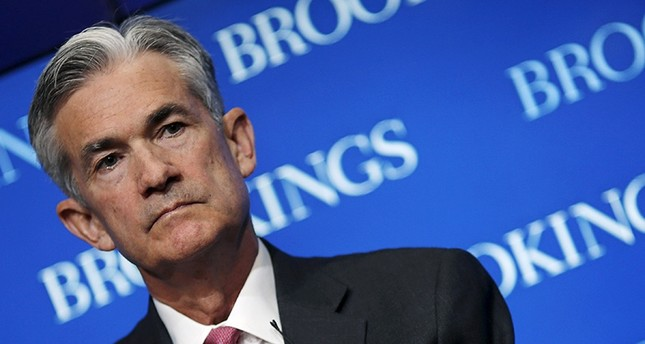 Federal Reserve Governor Jerome Powell attends a conference at the Brookings Institution in Washington August 3, 2015. (Reuters Photo)