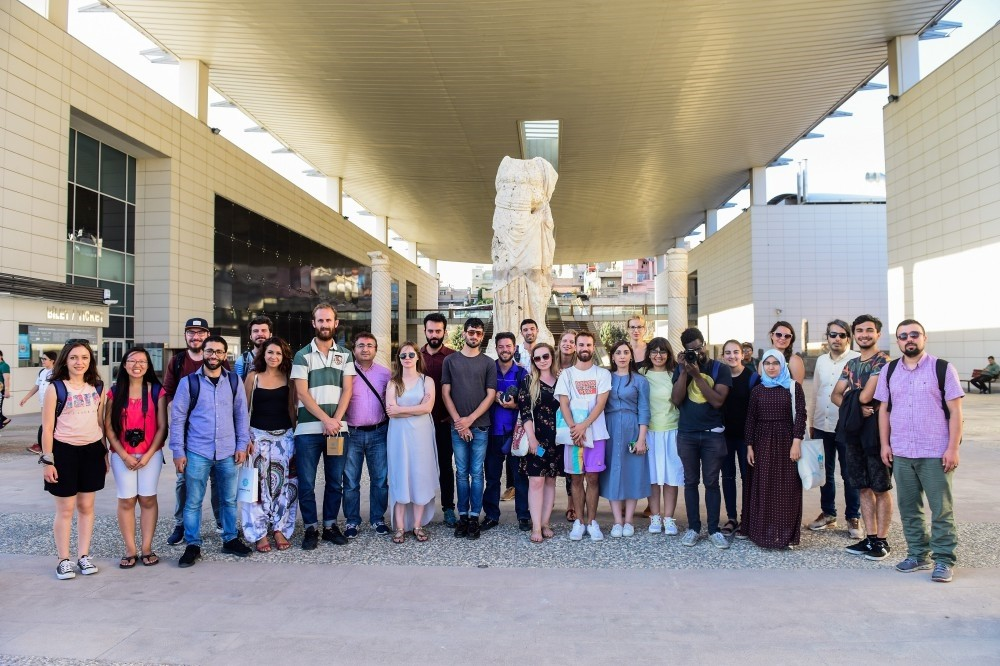 23 cinema lovers from 20 countries came together at the Turkish Cinema Summer School.