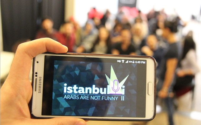 Arabs are not funny... or are they? Unpacking stereotypes through comedy in Istanbul