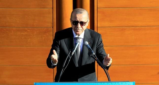 أردوغان: زيارتي لألمانيا مثمرة