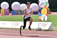 One leap at a time: 'Blade Jumper' strives for Olympic dreams