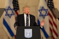 U.S. President Donald Trump assured Israel on Tuesday that his administration will not have Iran have nuclear weapons.