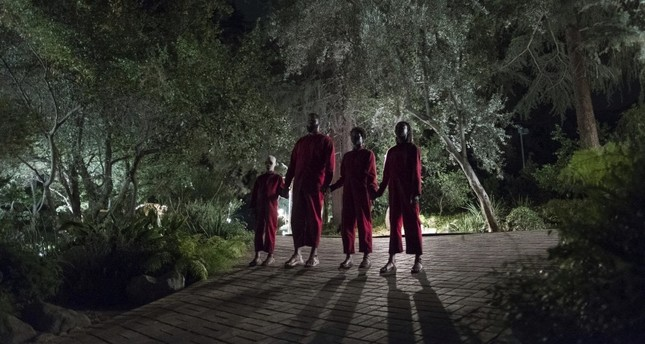 A still from Jordan Peele's Us.