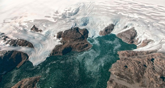 Study: Greenland now a major driver of rising seas