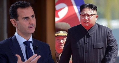pTwo North Korean shipments to an agency of the Assad regime responsible for the Syria's chemical weapons program were intercepted in the past six months, according to a confidential United Nations...
