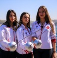 Young athletes help fencing go mainstream in Turkey