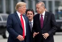 Erdoğan, Trump discuss Syria and Manbij road map