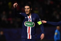 PSG says Cavani wants to leave for Atletico Madrid