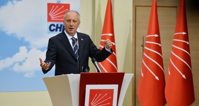 CHP's Ince confirms intent to run for Istanbul mayor