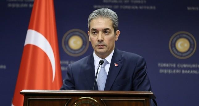الخارجية التركية: ننتظر من اليونان أخذ رأي الأقلية المسلمة في تعديلاتها القانونية