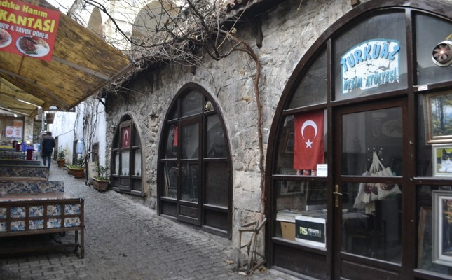 23 historical shops to be restored in Turkey's Safranbolu; Daily Sabah