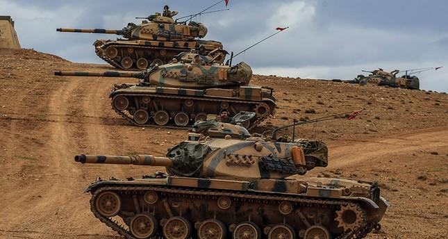 8 قتلى من عناصر داعش جرّاء قصف تركي وغارات للتحالف بحلب