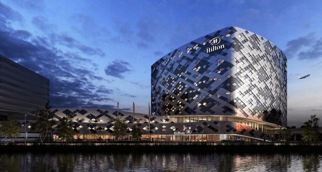 هيلتون تعلن افتتاح أول فندق من علامتها التجارية موتو في إسطنبول