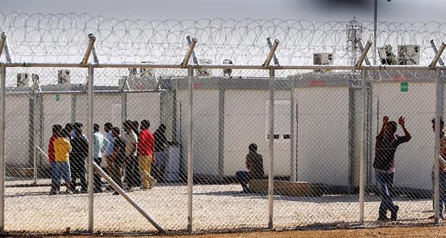 Flüchtlingslager in Griechenland -Symbolbild (Foto: DPA)