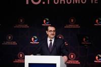 وزير الطاقة والموارد الطبيعية التركي فاتح دونماز