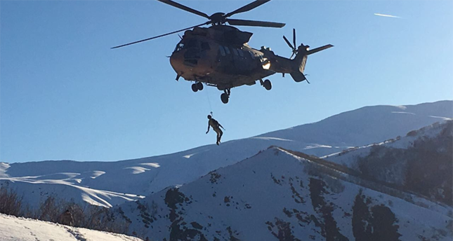 الجيش التركي يعلن تحييد 16 إرهابيا جنوب شرقي البلاد