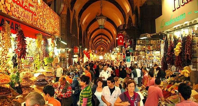السوق المصري بإسطنبول.. مقصد كل السياح العرب في تركيا
