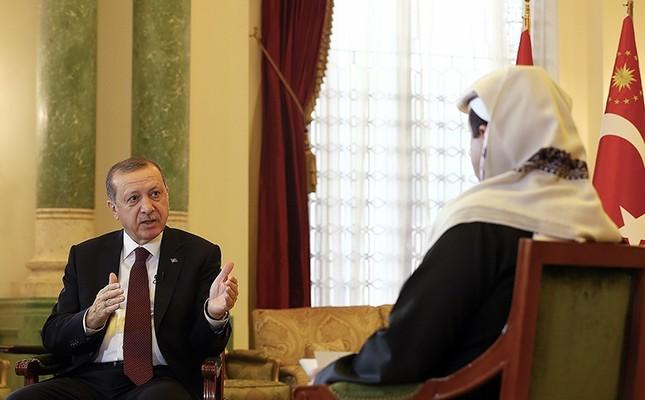Turkey's next target after al-Bab is Manbij, Erdoğan says
