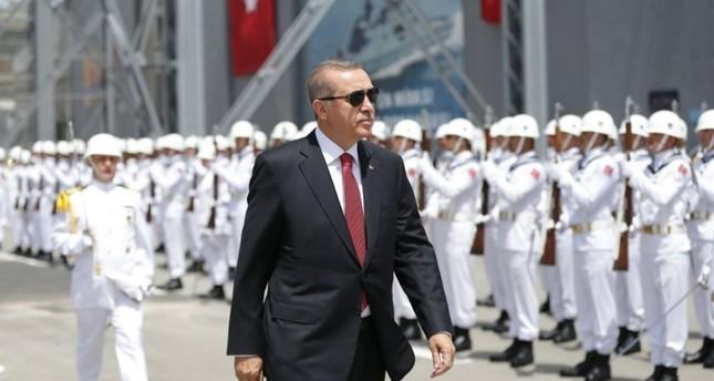 أردوغان يجري جولة زيارات مكثفة إلى ستة دول الشهر القادم