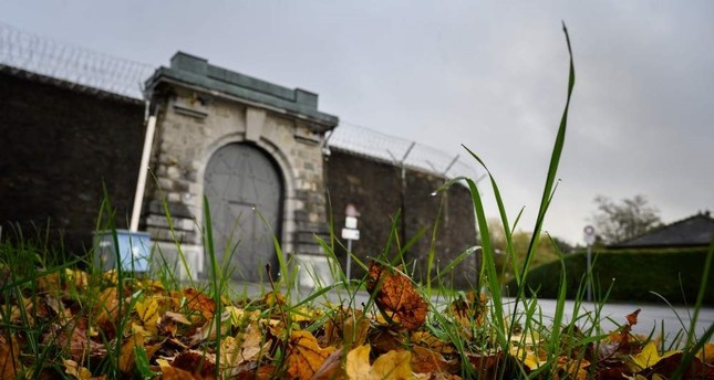 The prison of Bois-Mermet, where Peter Vogt is currently imprisoned, is seen on Nov. 18, 2019, in Lausanne, western Switzerland. AFP Photo