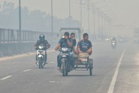 Raging Indonesia fires cloak southeast Asia in toxic haze