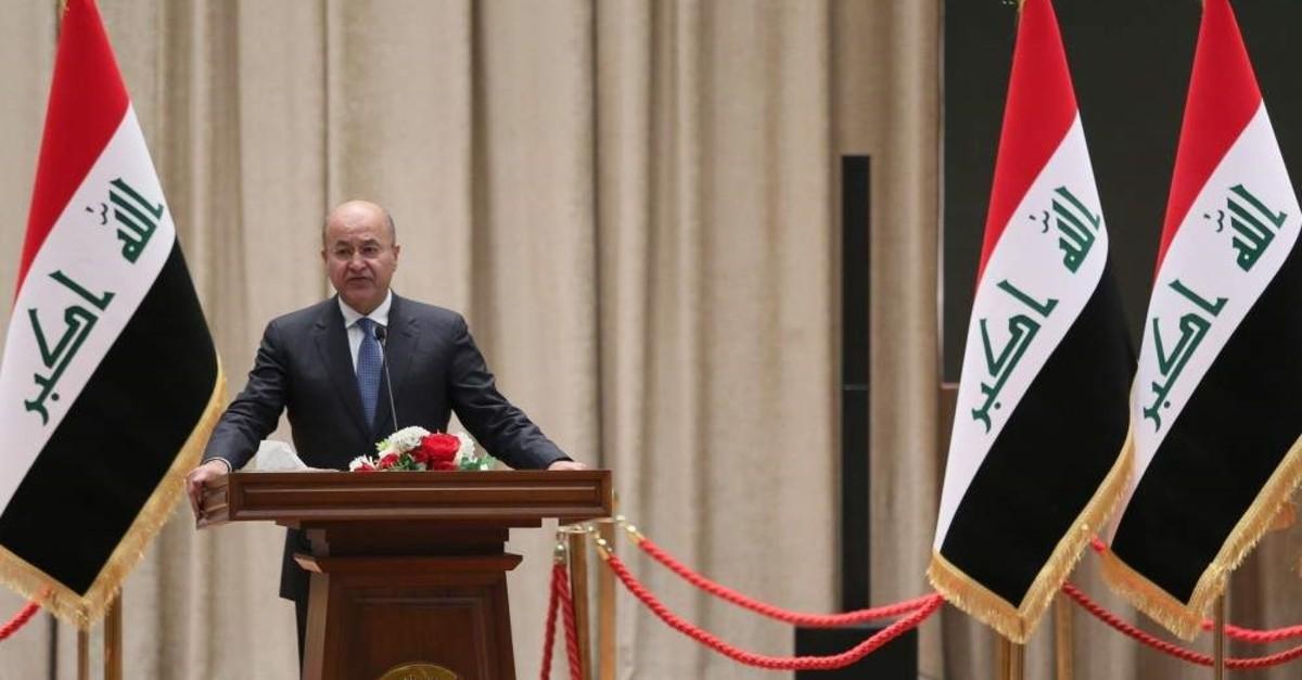 Iraqi Parliament via AFP