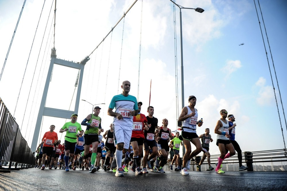 The Vodafone Istanbul Marathon, which takes place on both European and Asian continents, is scheduled to take place Nov. 3, 2019.