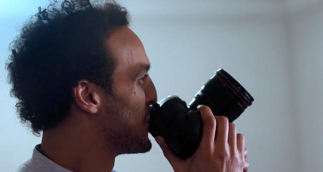 المصور الصحفي البارز محمود أبو زيد شوكان