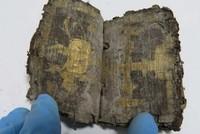 العثور على تميمة مصرية عمرها 1500 عام في دنيزلي بجنوب غرب تركيا