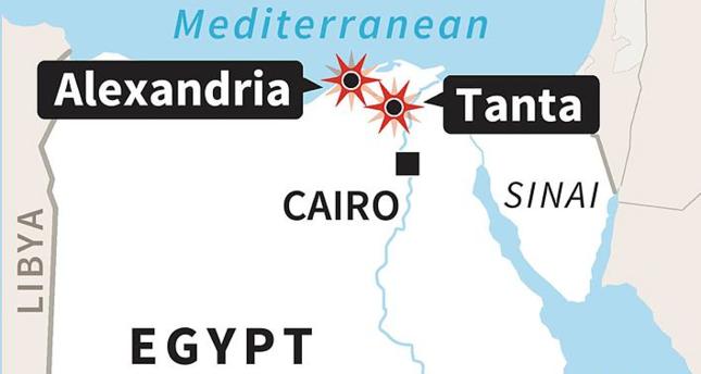 مصادر: مقتل 11 شخصا ونجاة البابا من تفجير قرب المقر البابوي في الإسكندرية