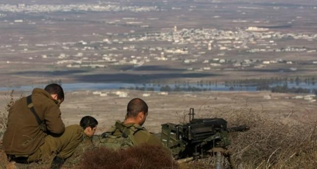إسرائيل تأمر بتحضير الملاجئ المضادة للصواريخ في الجولان المحتل