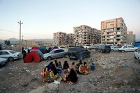 More than 400 killed after magnitude 7.3 quake on Iran-Iraq border region