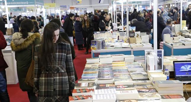 3rd Üsküdar Book Fair attracts great attention