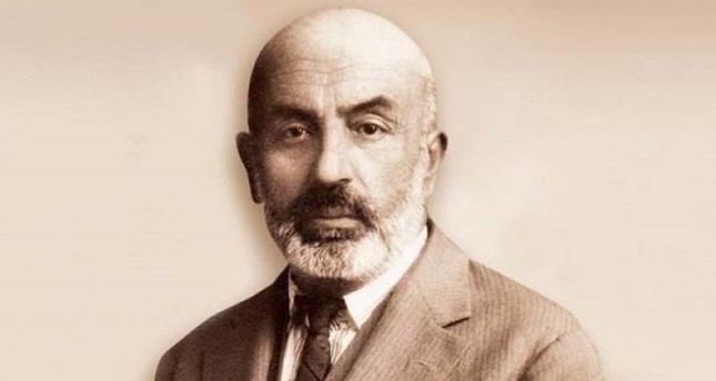 Mehmet Akif Ersoy (File Photo)