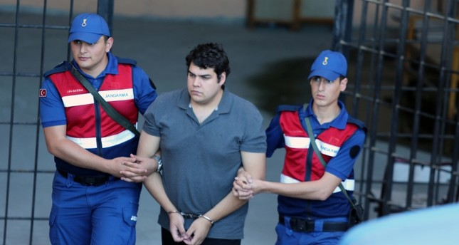 Turkish court rules against release of Greek soldiers
