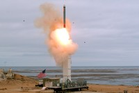 Russia slams US missile test as 'escalation of military tensions'