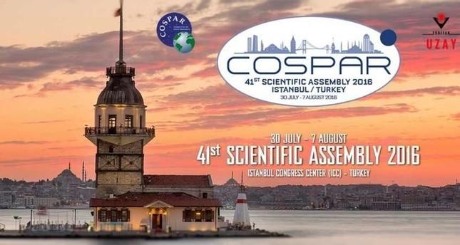 اسطنبول تستضيف مؤتمركوسبار العلمي لأبحاث الفضاء
