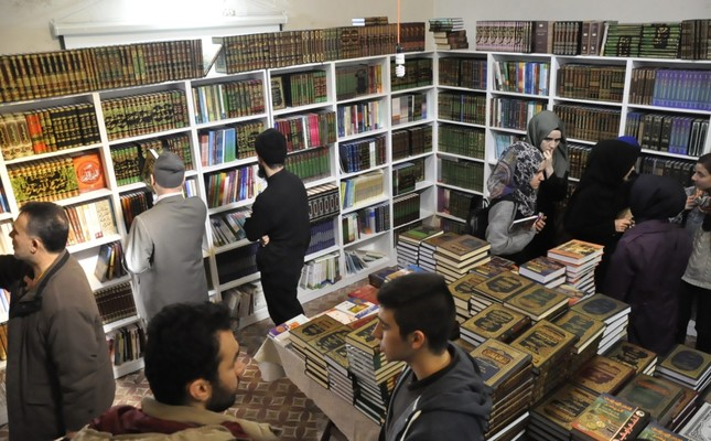 Arabic Book and Culture Days in Istanbul a treat for