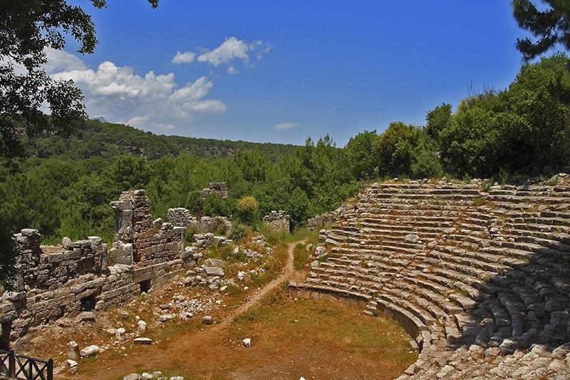3 Most Picturesque Ancient Sites
