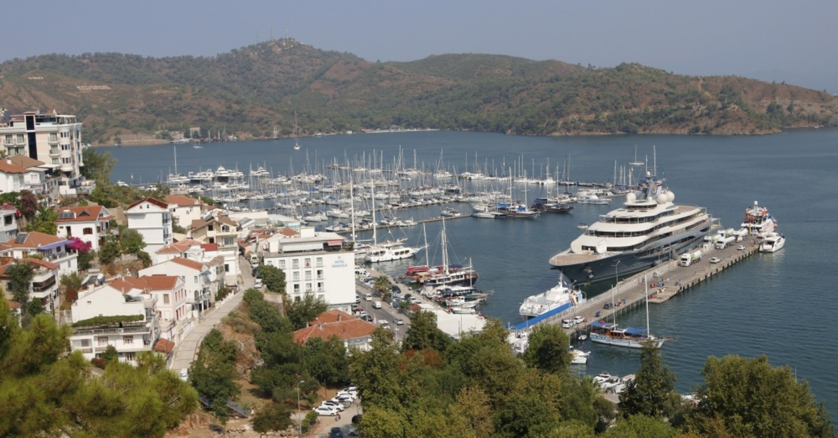 Turkey's ship and yacht sector generated approximately $580 million in exports in the January-July period.