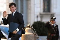 Conte again agrees to lead Italy's populist government