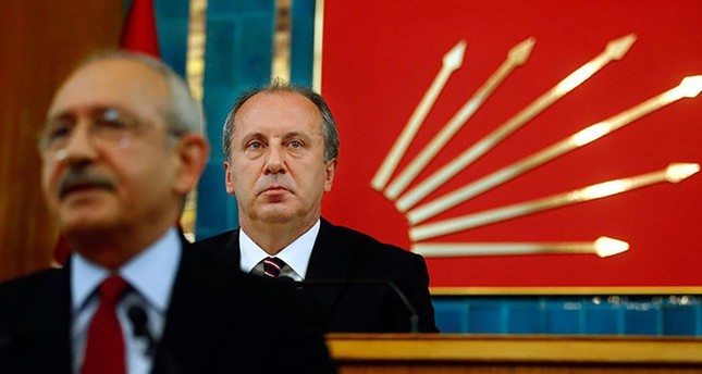 Muharrem İnce (R) received 30 percent of the votes in the presidential elections, eight percentage points more than the CHP in the parliamentary elections.