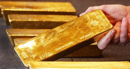 pGermany has completed an effort to bring home 300 metric tons (330.7 tons) of gold stashed in the United States, part of a plan to repatriate gold bars kept abroad during the Cold War./p