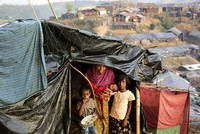 Myanmar army on UN blacklist over sexual violence against Rohingya