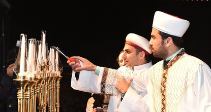 Erdoğan underlines freedom of faith in Hanukkah message