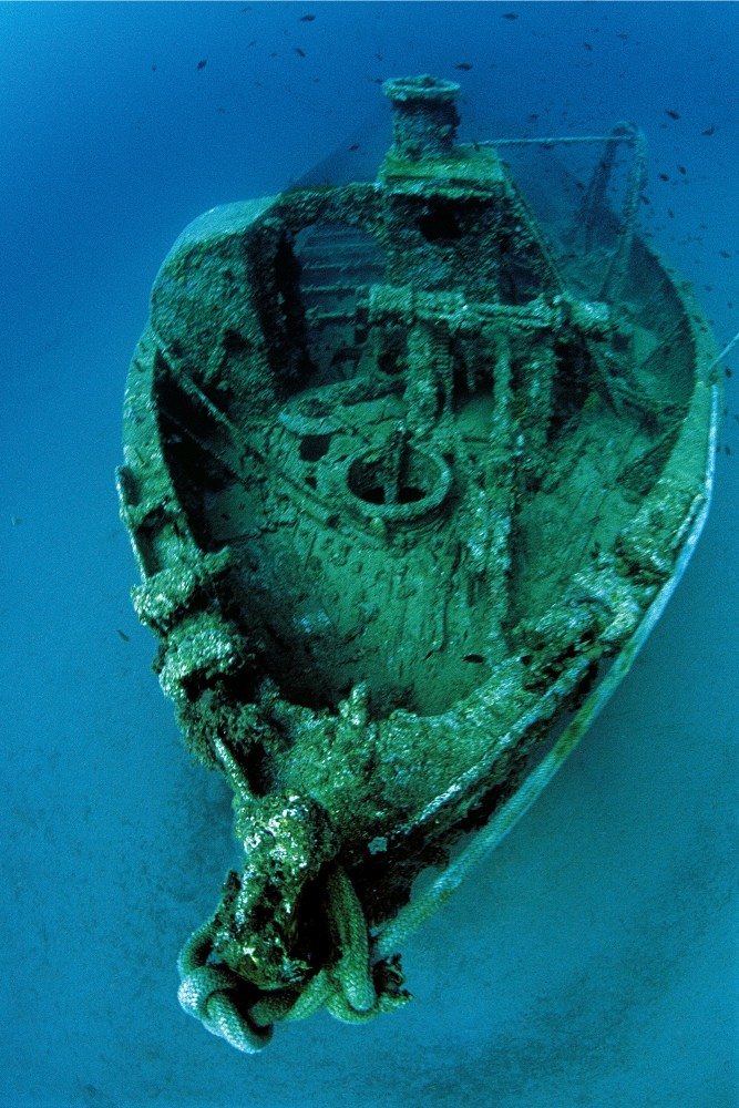 Sunken battleships in the Dardanelles to welcome divers