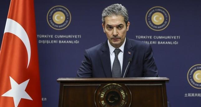 الخارجية التركية: قرار القضاء البلجيكي عدم ملاحقة إرهابيي بي كا كا غير مقبول