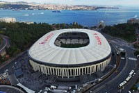 Beşiktaş home stadium Vodafone Park in Istanbul will host the UEFA Super Cup final match in 2019.