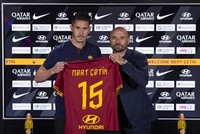 Turkish defender Mert Çetin joins AS Roma from Gençlerbirliği for €3M