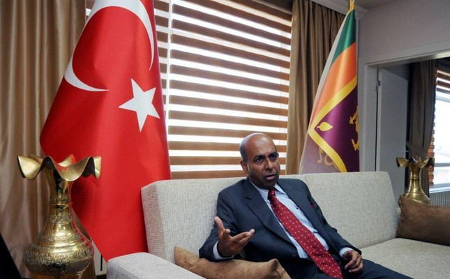 Sri Lankan ambassador to Ankara: There is no good terrorism, Turkey will soon defeat terrorism